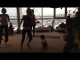 Танцую с мамой - ча-ча-ча